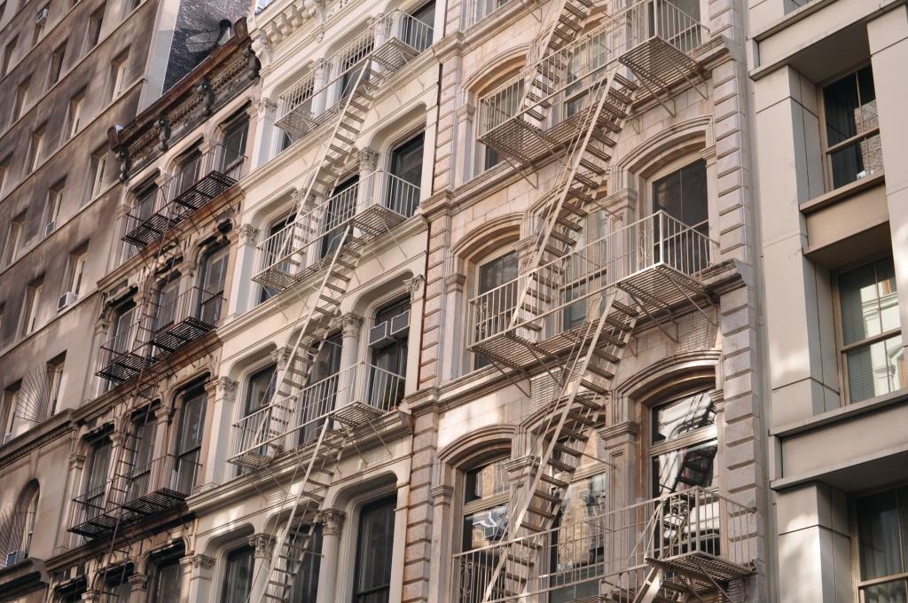 Soho facades