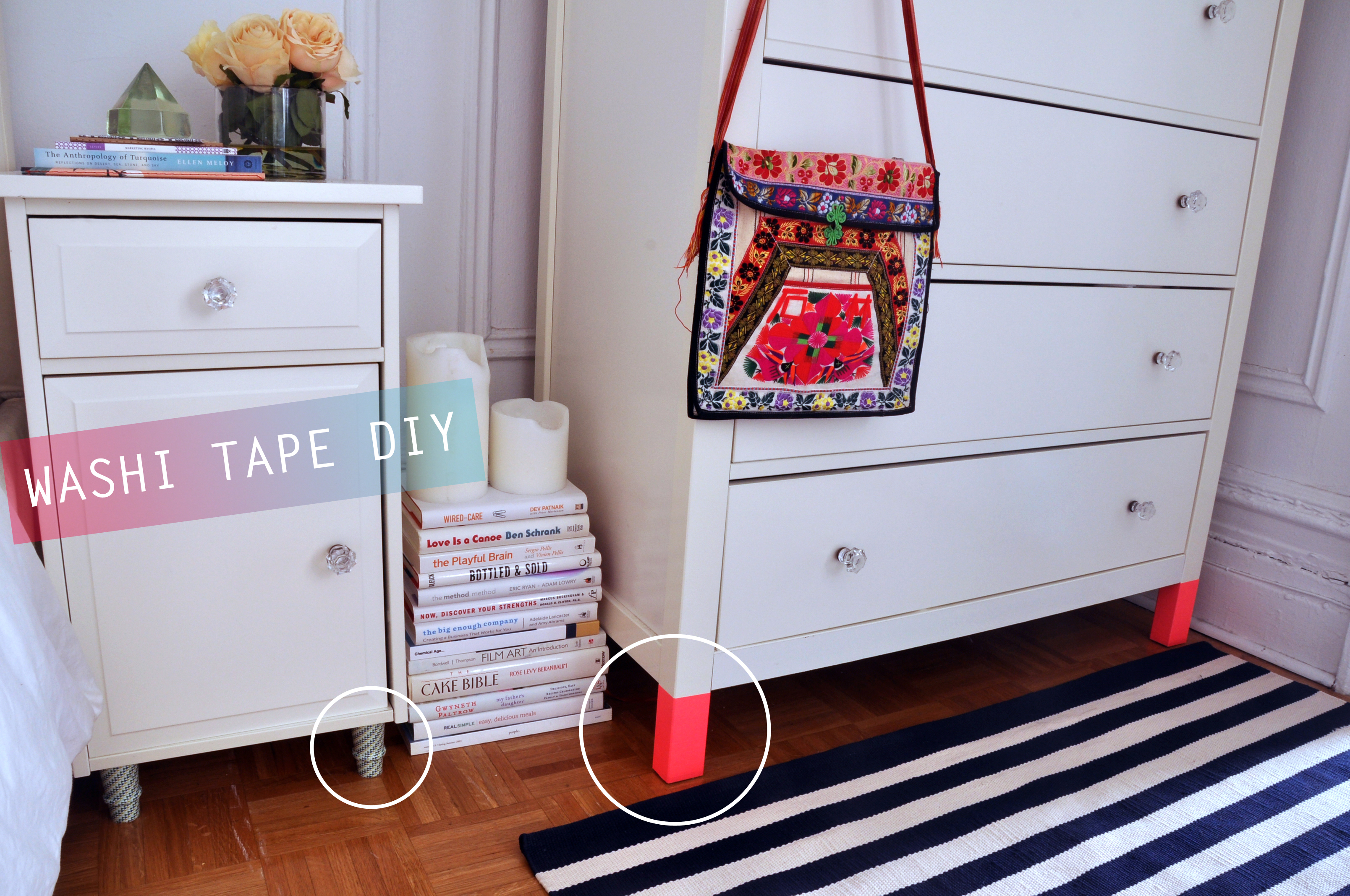 Superieur Washi Tape Furniture