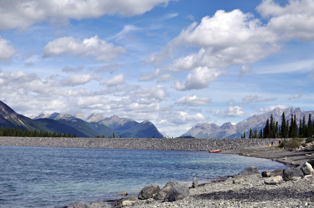 UpperKananaskisLake11